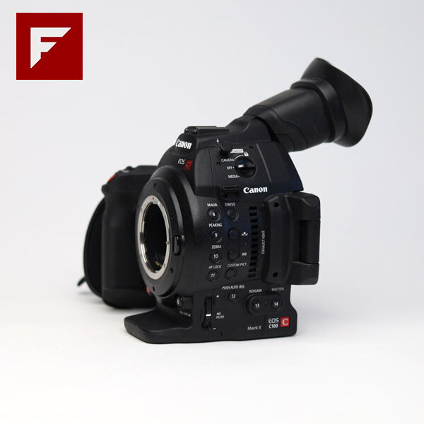 Canon C100 Mark II Body Only