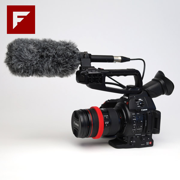 Canon C100 Mark II Documentary Kit