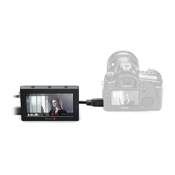 "Blackmagic Design Video Assist 5"" Recorder Monitor"