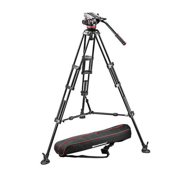 Manfrotto 546b Video Tripod w/Head